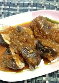 イチジクのタレ美味しい~椎茸の肉詰め
