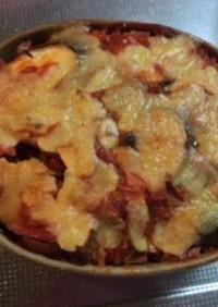 簡単トマトソースの茄子グラタンpart2