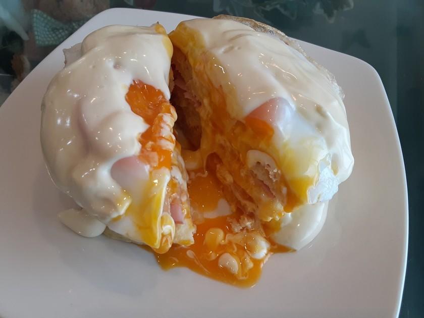 簡単!朝パンケーキ