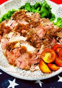 炊飯器で作るローストビーフ(*◕ᴗ◕*)