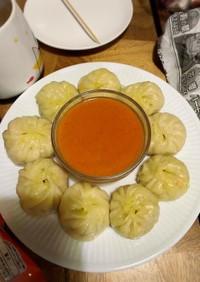 チベット料理 モモ