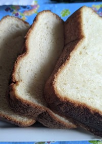 HB  ふわふわしっとり甘いミルク食パン
