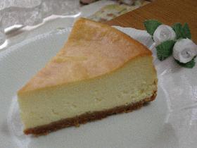 ウチの定番チーズケーキ