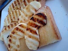 簡単☆美味☆りんごトースト