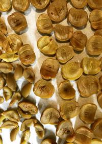 梅酒の梅でセミドライフルーツ