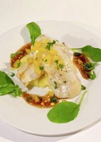鱈のムニエル 冷凍天然白身魚で簡単