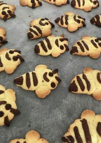 ハチクッキー