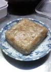 レンジで簡単リンゴパウンドケーキ