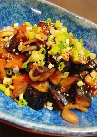 ご飯すすむ♡シンプルな茄子の油味噌