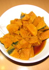 砂糖不使用・圧力鍋で作るかぼちゃの煮物