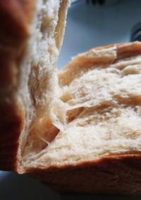 捨て種でふわふわ食パン