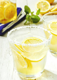 さっぱりおいしい♥レモンのはちみつ漬け