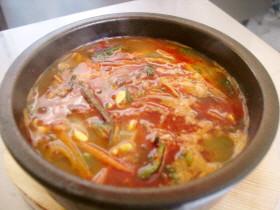 韓国料理☆ユッケジャン