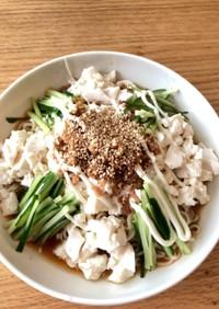 食べたら冷やし汁風味噌ラーメン(^^)