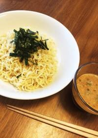 サッポロ一番味噌ラーメン味噌バターつけ麺