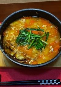 夏野菜のピリ辛煮 〜筋肉のための料理〜