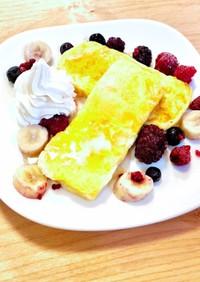 ふわふわ〜おしゃれ〜フレンチトースト