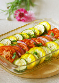 夏野菜のティアン