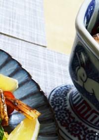 レンジで簡単副菜、小松菜のお浸し