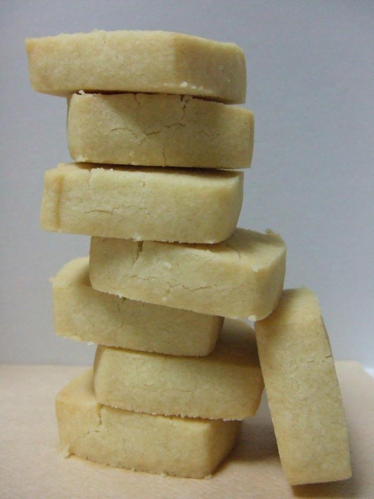 オリーブオイルの塩サブレ(クッキー)