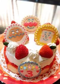 アンパンマン 誕生日 ケーキ