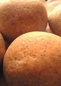 低脂肪:食物繊維豊富:ライ麦パン