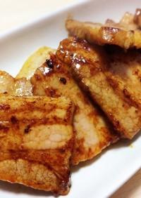 簡単おかず:豚肉の照り焼き