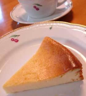 生クリーム不使用☆ベイクドチーズケーキ