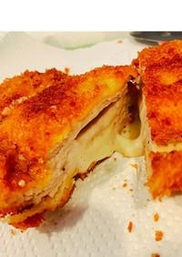 ニンニクとチーズのミルフィーユカツ