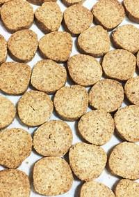 糖質制限☆材料3つ!!アーモンドクッキー