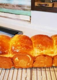 こねないふわふわ豆乳パン