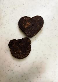 ヘルシー大麦ココアクッキー 無添加