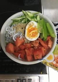 栄養バランスバッチリ麺