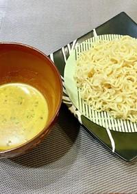 味噌バターミルクカレーつけ麺