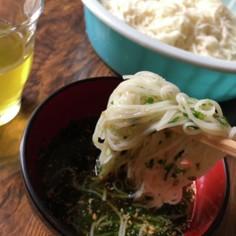 無限!素麺つゆ ニラ無限麺つゆ