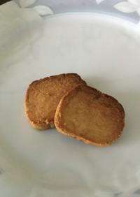 米粉 & 味醂 のホロホロクッキー