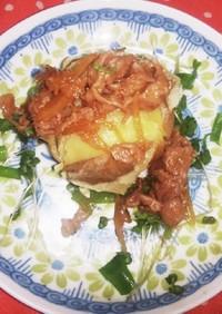 新生姜多めの生姜味噌