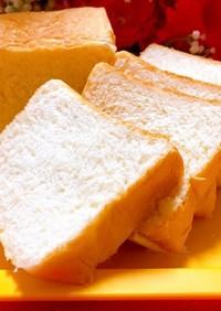 ふわもち塩麹食パン(一次発酵HB使用)
