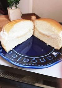 チーズケーキのようなマリトッツォ