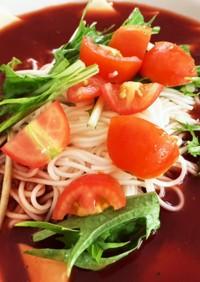 本格10分イタリアン素麺