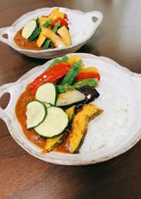 7種の夏野菜カレー