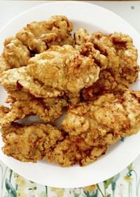 グルテンフリー米粉でKFCフライドチキン