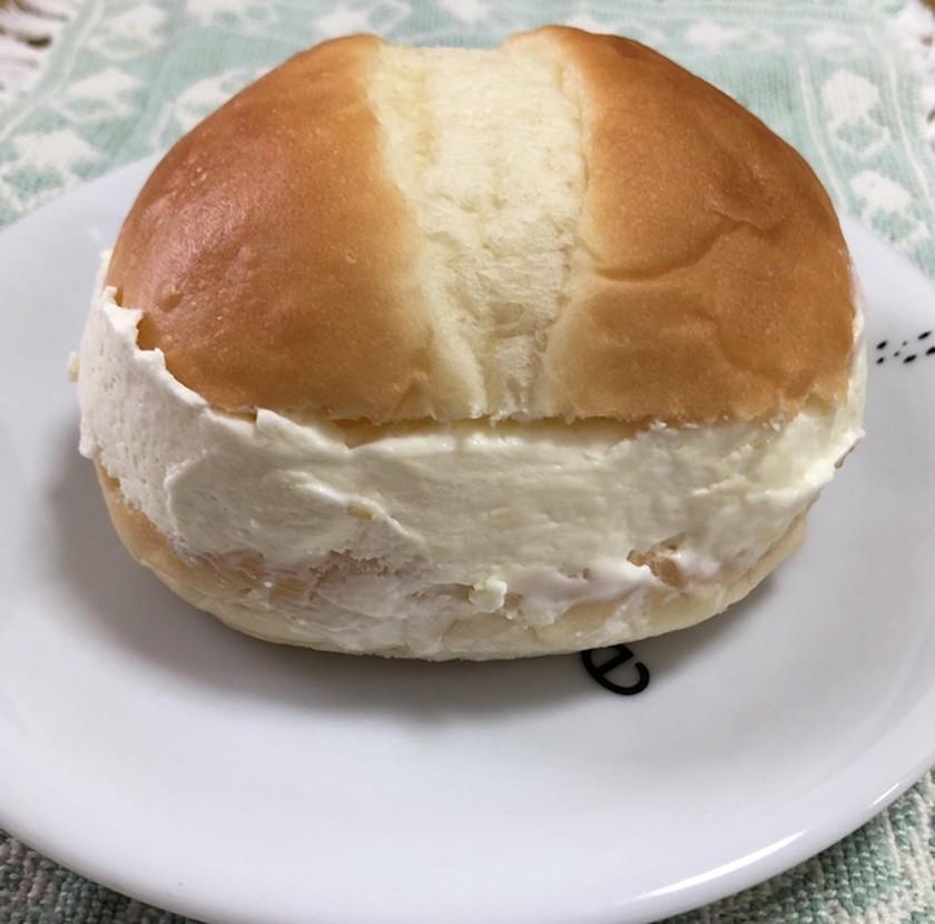 クリームチーズのマリトッツォ