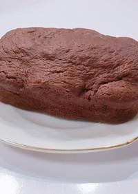 レンジでおからパウダーココア蒸しパン