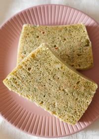 タッパー1つで!米粉のお好み焼きパン
