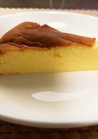 炊飯器で簡単☆スフレチーズケーキ