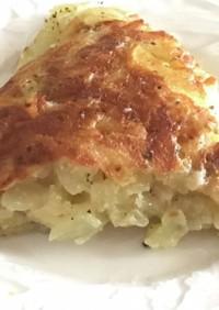 副菜♡簡単♡シンプルなポテトチーズ焼き