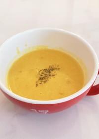簡単!カボチャのスープ