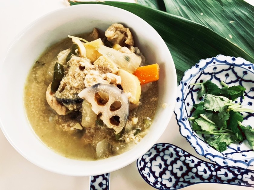 タイ料理 グリーンカレー ~チキン~