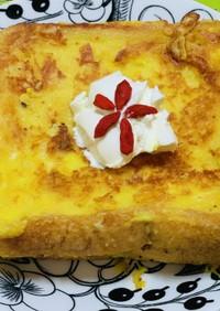 バニラアイスのフレンチトースト 2